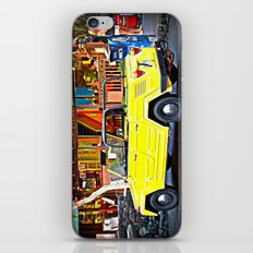 Thing iPhone & iPod Skin