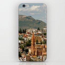 Zacatecas 3 iPhone Skin