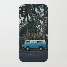 Big Island Van iPhone Case