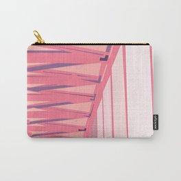 Bridge tiles Carry-All Pouch