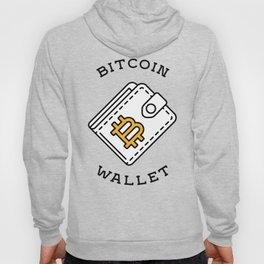 Bitcoin Wallet Hoody