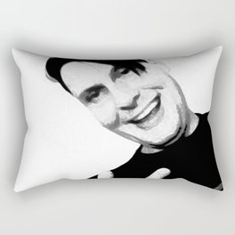 Ante The Wasted Rectangular Pillow