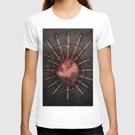Hurt by injustice T-shirt