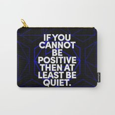 Joel Osteen Quote Carry-All Pouch
