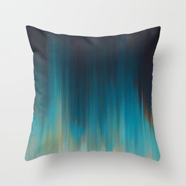 Creation & Analysis Throw Pillow