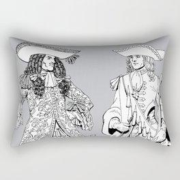Muskets Rectangular Pillow