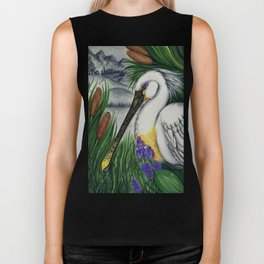 Within the Reeds Biker Tank
