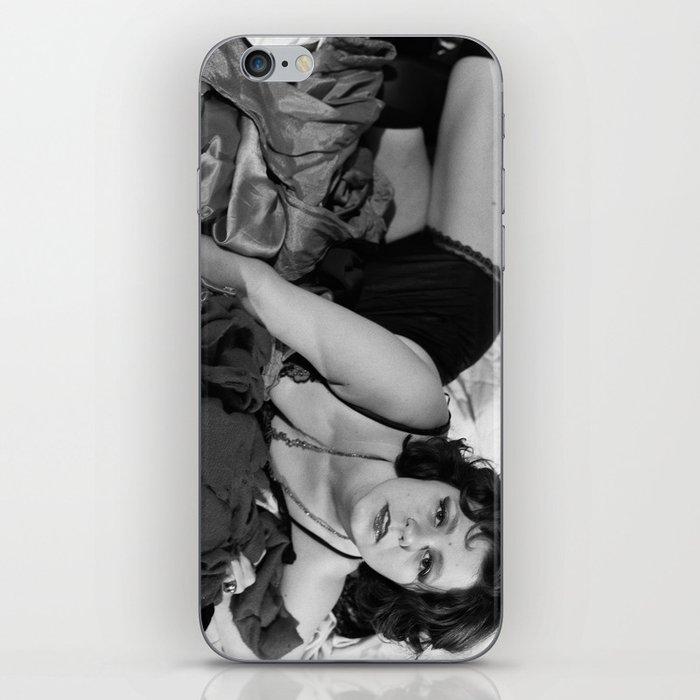 Clara Bow Sexy Time iPhone Skin