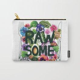 Rawsome - Plant Power Carry-All Pouch