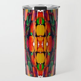 For the World Sugarcane - Alicia Jones - Pattern Travel Mug