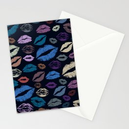 Lips 20 Stationery Cards