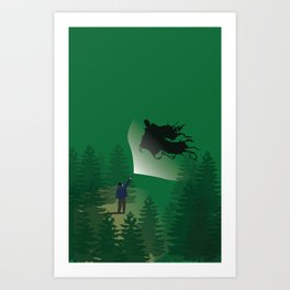 Patronum Art Print