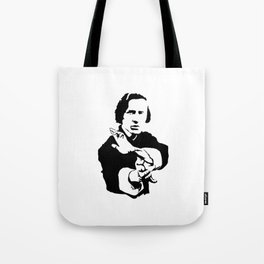 Chopin Fighter Tote Bag
