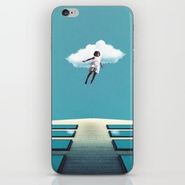 Desire to Fly iPhone Skin