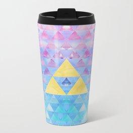 Zelda Geometry Metal Travel Mug