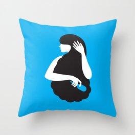 Not A Renoir Throw Pillow