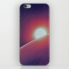 SPACE III iPhone & iPod Skin
