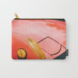 Little Red Car Carry-All Pouch