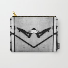 ManFace Carry-All Pouch