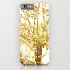 She Dreamed of Flowers in Her Hair Slim Case iPhone 6s