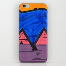 Nonconforming Triangular Hi-Five iPhone Skin