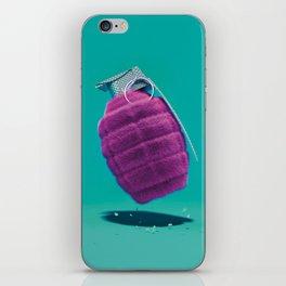 Smart Bomb iPhone Skin