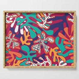 Matisse Pattern 009 Serving Tray