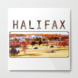 New Halifax Metal Print