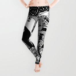 Picasso - Guernica Leggings