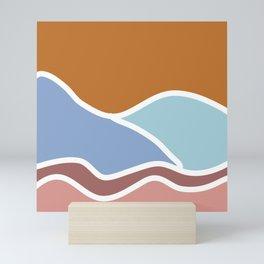 Mountain Inspiration Mini Art Print