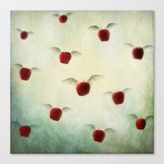 Magic Apples  Canvas Print