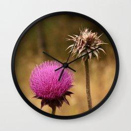 trio Wall Clock