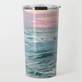 Ocean Sunset Travel Mug
