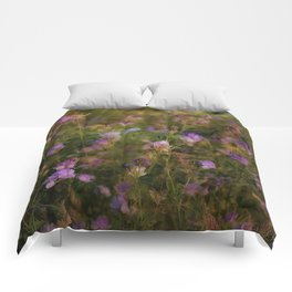Meadow Flowers Comforters