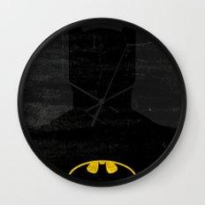 The Bat Wall Clock