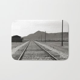 Tracks Bath Mat