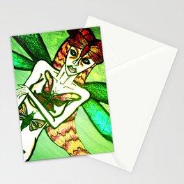 ButterflyWoman Stationery Cards