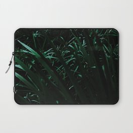 Grass blades basking in the sun - Abstract Laptop Sleeve