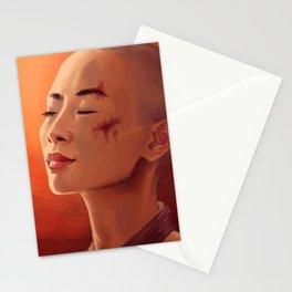 Bai Ling Stationery Cards