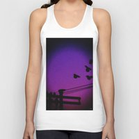 let it go Tank Tops featuring Let Go by Rick Staggs