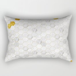Hexamarble Rectangular Pillow