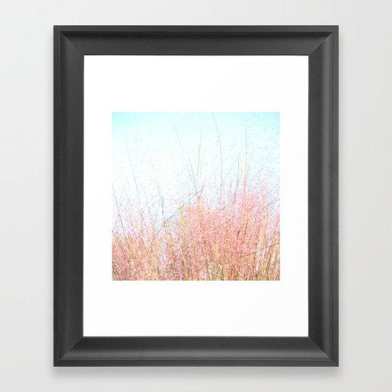 Confetti Daydream Framed Art Print