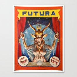 Futura Canvas Print