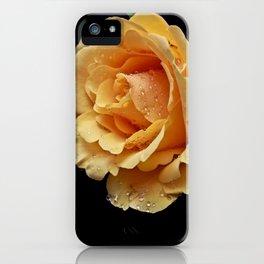 Heartful Rose iPhone Case