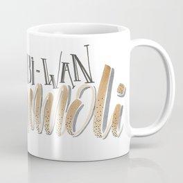 Obi-Wan Cannoli Coffee Mug