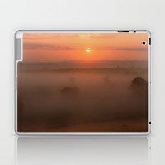 Mornings Embrace Laptop & iPad Skin
