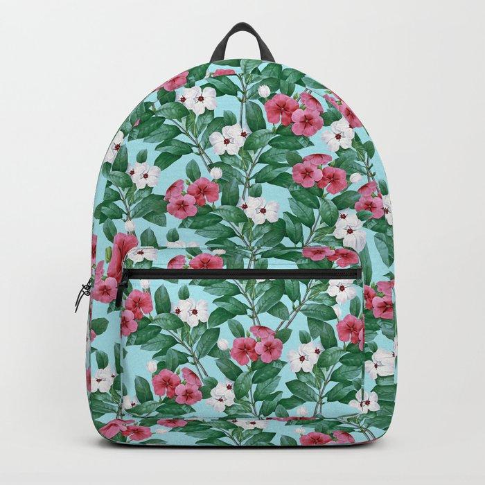 Flower garden II Backpack