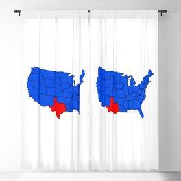 State of Washington Location Blackout Curtain