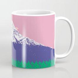 MT. FUJI (PASTEL TONES) Coffee Mug