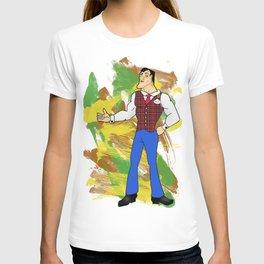 Disneyland Clayton - Evil Relations T-shirt